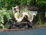 This dragon is on the Historic Hwy